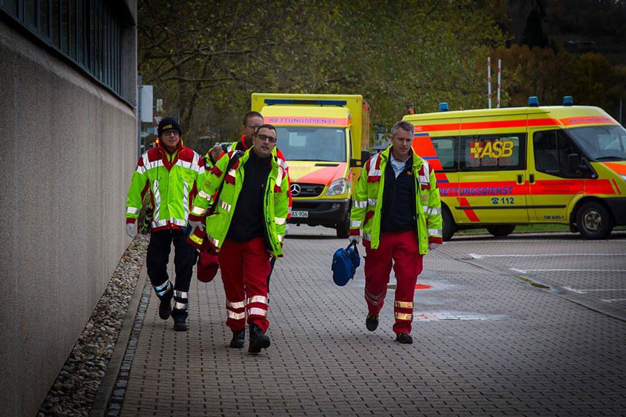 Rettungsdienst Karlsruhe